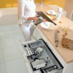 Wer Steckdose Nicht Direkt Auf Der Arbeitsplatte Einbauen Küche Mit Kochinsel L Spiegelschrank Bad Beleuchtung Und Wohnzimmer Kochinsel Steckdose