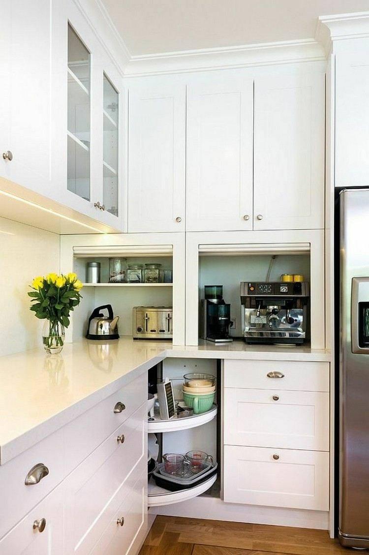 Full Size of Küchenkarussell Den Eckschrank Der Kche Komfortabel Gestalten 20 Ideen Wohnzimmer Küchenkarussell