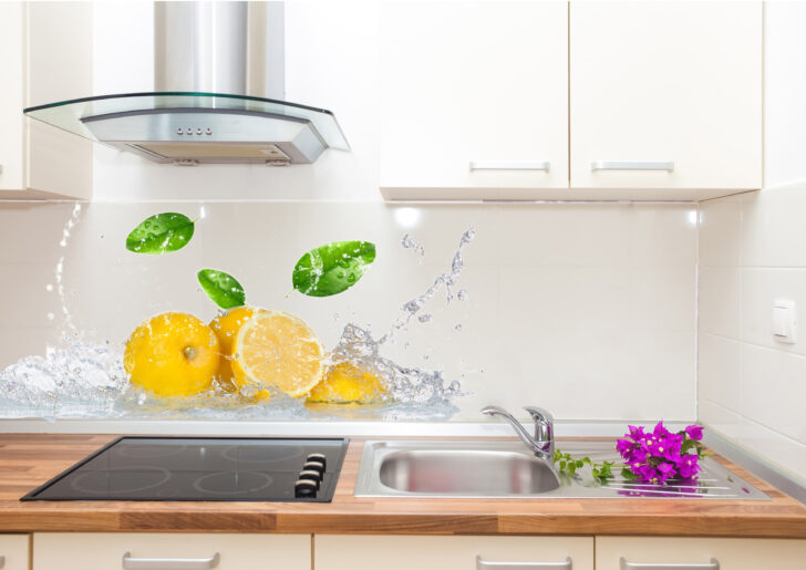 Medium Size of Küchen Glasbilder Spritzschutz Online Gestalten Kaufen Schn Wieder Bad Küche Regal Wohnzimmer Küchen Glasbilder