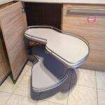 Rondell Küche Kostenintensive Praktische Planungselemente Kchen Info Amerikanische Kaufen Massivholzküche Aufbewahrungssystem Vollholzküche Jalousieschrank Wohnzimmer Rondell Küche