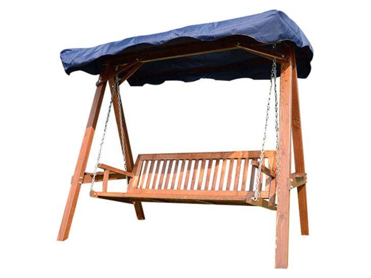 Hollywoodschaukel Holz Outsunny Als 3 Sitzer Aus Lrchenholz Lidlde Holzhäuser Garten Schlafzimmer Massivholz Bett Esstisch Esstische Unterschrank Bad Wohnzimmer Hollywoodschaukel Holz