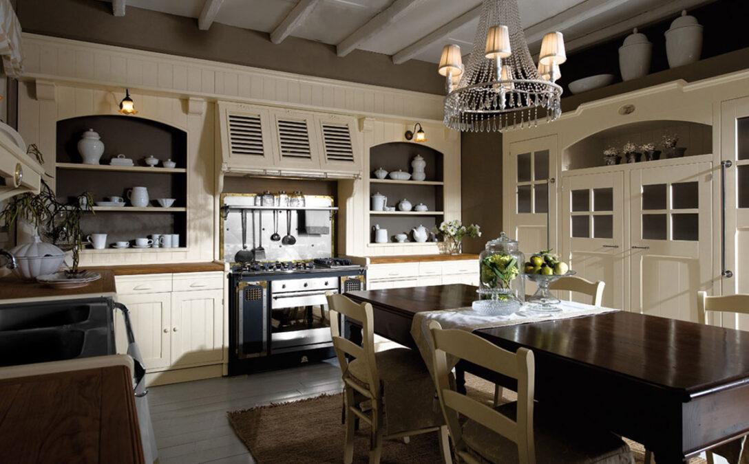 Large Size of Rustikale Kchen Landhaus Edle Landhauskchen Esstisch Rustikal Holz Regal Rustikaler Küchen Küche Rustikales Bett Wohnzimmer Küchen Rustikal