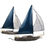 Klapptisch Wanddeko Schiff Segelboot Metall Segel Boot Maritim Real Küche Garten Wohnzimmer Wand:ylp2gzuwkdi= Klapptisch