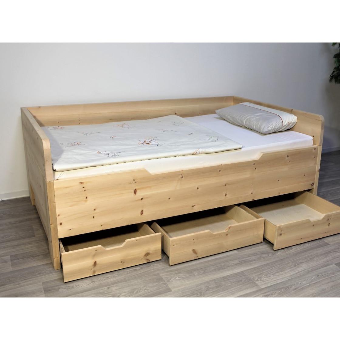 Full Size of Massivholzbett Stauraumwunder Weissensee Mw St Bett 200x200 Mit Bettkasten Stauraum Komforthöhe Weiß Betten Wohnzimmer Stauraumbett 200x200