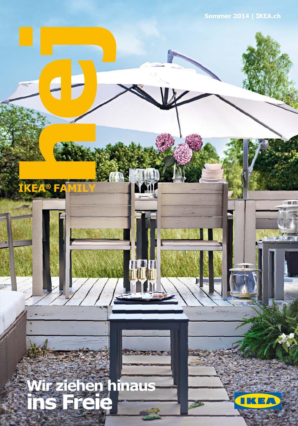 Full Size of Ikea Family Magazin By Factum Ag Liegestuhl Garten Vertikaler Stapelstuhl Loungemöbel Spielhaus Kunststoff Gartenüberdachung Günstig Schaukel Für Wohnzimmer Ikea Liegestuhl Garten