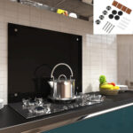 Thumbnail Size of Spritzschutz Kchenrckwand Wandschutz Fliesenspiegel 80x50cm Küche Glas Küchen Regal Selber Machen Wohnzimmer Küchen Fliesenspiegel