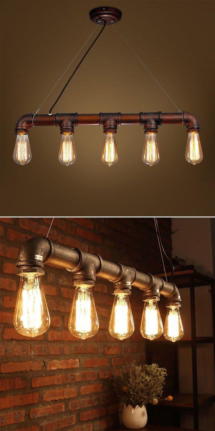 Full Size of 12 Lampen Industrial Look Genial Deckenlampe Wohnzimmer Deckenlampen Bad Modern Küche Für Esstisch Schlafzimmer Wohnzimmer Deckenlampe Industrial