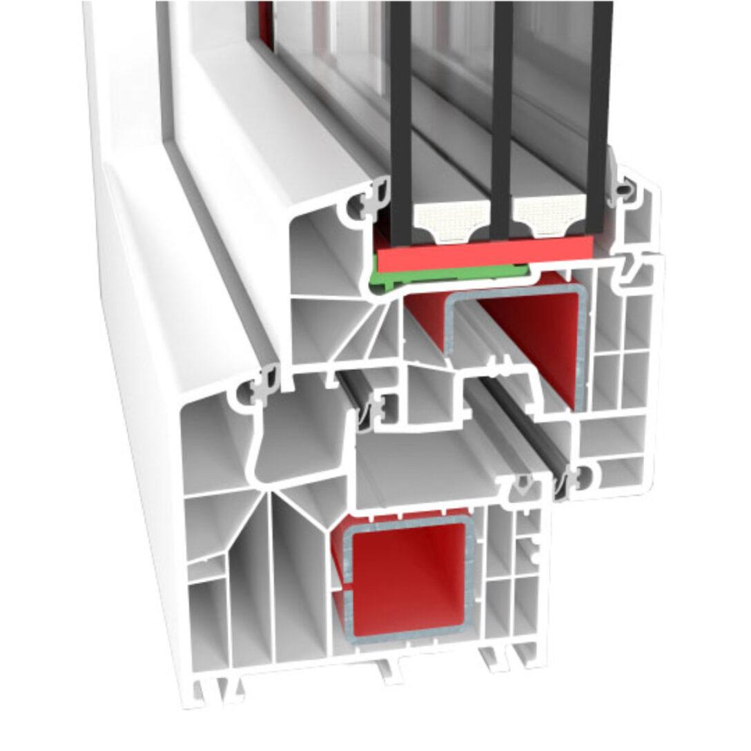 Large Size of Aluplast Ideal 8000 85mm Fenster Online Wohnzimmer Aluplast Erfahrung