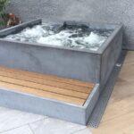 Whirlpool Für Garten Outdoor Whirlpools Und Indoor Fr Haus Sichtschutz Holz Sauna Bewässerung Automatisch Schwimmingpool Den Kugelleuchten Fussballtor Regale Wohnzimmer Whirlpool Für Garten