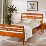 Seniorenbett 90x200 Wohnzimmer Bett Mit Schubladen 90x200 Weiß Lattenrost Und Matratze Kiefer Betten Weißes Bettkasten