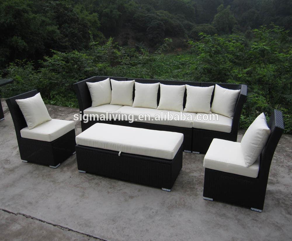 Full Size of Heier Verkauf Zeitgenssische Terrasse Deck Rattan Mbel Wohnzimmer Couch Terrasse