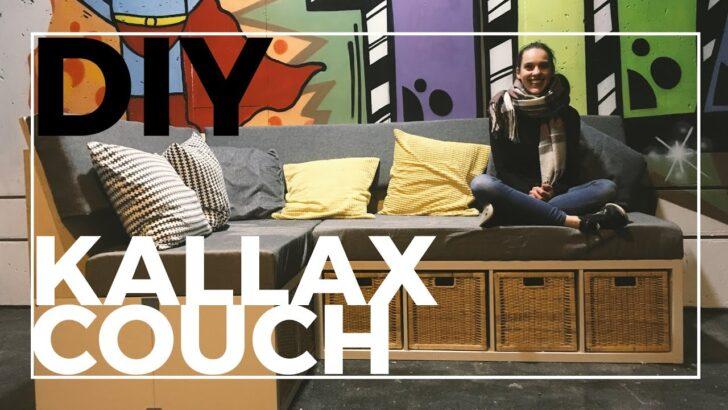 Medium Size of Diy Couch Aus Kallaregalen Ikea Hack Sofa Selber Bauen Wanduhr Küche Kosten Mülltonne Betonoptik Wandregal Landhaus Nolte Pantryküche Schmales Regal Wohnzimmer Ikea Hack Sitzbank Küche