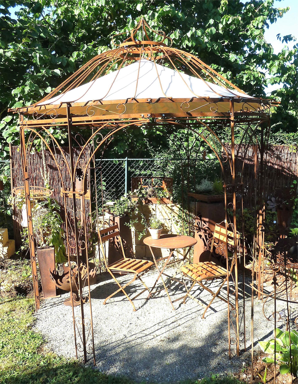 Full Size of Schaukel Garten Pavillon Wohnzimmer Pavillon Eisen