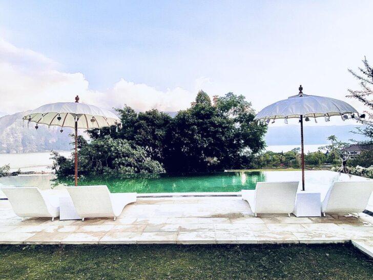 Medium Size of Bed Breakfast Volcano Terrace Bali Indonesien Kintamani Kopfteil Bett Selber Bauen 120x200 Massivholz Kleinkind Altes Kinder Betten 140x200 Günstig Kaufen Wohnzimmer Bali Bett Outdoor