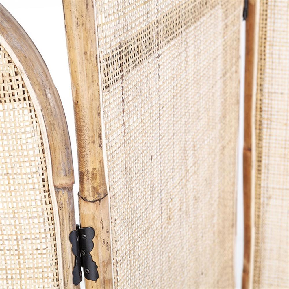 Full Size of By Boo Paravent Metz 3 Flgl Rattan Raumteiler Trennwand Spanische Garten Regal Metall Weiß Outdoor Küche Kaufen Edelstahl Bett Regale Wohnzimmer Paravent Outdoor Metall