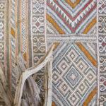 Teppich Grau Beige Kurzflor Meliert Rund Muster Gemustert Braun Ikea Schwarz 200x200 Kelim Marokko Safran Schne Beute Wohnzimmer Teppiche Bad Schlafzimmer Wohnzimmer Teppich Grau Beige
