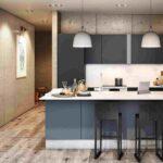 Skandinavische Kche Stilvoll Einrichten 50 Ideen Und Ispirationen Ikea Miniküche Küche Kosten Landhausküche Weiß Pantryküche Mit Kühlschrank Bodenbeläge Wohnzimmer Küche Betonoptik Holzboden