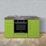 Miniküchen Wohnzimmer Miniküchen Minikchen Premiumline 10150 004641