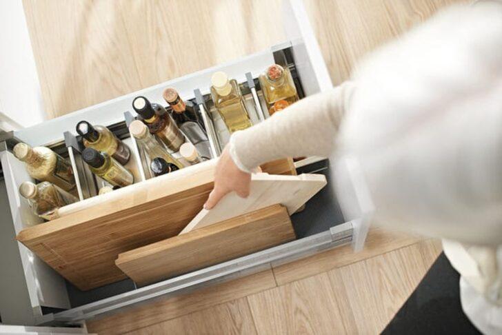 Schubladeneinsatz Küche Wohnzimmer Gewürze Schubladeneinsatz