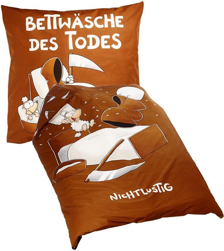 Medium Size of Herding 441234050 Bettwsche Nicht Lustig Lustige T Shirt Sprüche Bettwäsche T Shirt Wohnzimmer Bettwäsche Lustig