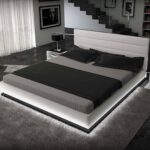 Polsterbett 200x220 Sam Ripani In Wei 200 220 Cm Bettkasten Mit Betten Bett Wohnzimmer Polsterbett 200x220