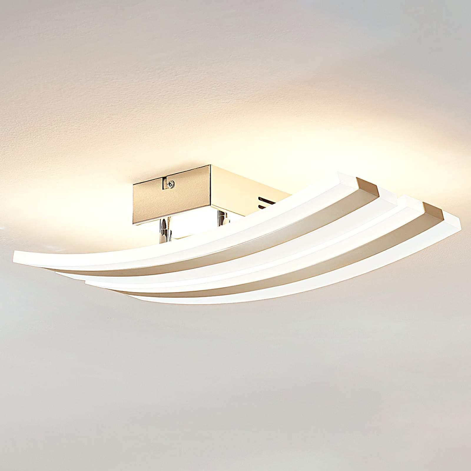 Full Size of Deckenlampe Led Dimmbar Obi Farbwechsel Deckenlampen Wohnzimmer Deckenleuchte Rund 100 Cm Test Fernbedienung Bauhaus Flach Anlernen Amazon Lampenweltcom Duarte Wohnzimmer Deckenlampe Led Dimmbar