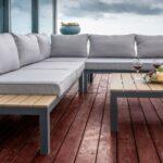 Gartenmbel Wohnzimmer Couch Terrasse