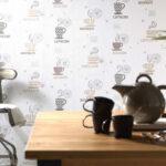 Tapeten Kche Modern Kuche Tapezieren Ideen Collectionjobs Küche Mintgrün Vorhänge Waschbecken Ikea Kosten Regal Einbau Mülleimer Rustikal Hochglanz Weiss Wohnzimmer Küche Ideen Modern