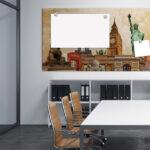 Magnetwand Küche Wohnzimmer Glasrckwnde Glasbild Selbst Gestalten Glaspostercom Einzelschränke Küche Rustikal Kleine Einrichten Billige Was Kostet Eine Neue Wandtattoos Wandverkleidung