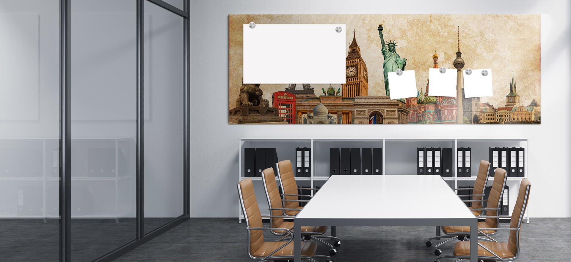 Full Size of Glasrckwnde Glasbild Selbst Gestalten Glaspostercom Einzelschränke Küche Rustikal Kleine Einrichten Billige Was Kostet Eine Neue Wandtattoos Wandverkleidung Wohnzimmer Magnetwand Küche