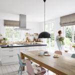 Alternative Küchen Wohnzimmer Mit Farben Und Materialien Perfekte Wohnkche Gestalten Sofa Alternatives Küchen Regal