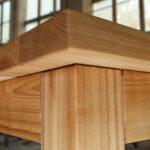 Küchen Bartisch Fr Kche Aus Holz Sthle Buche Eiche Ahorn Massiv Gnstig Küche Regal Wohnzimmer Küchen Bartisch
