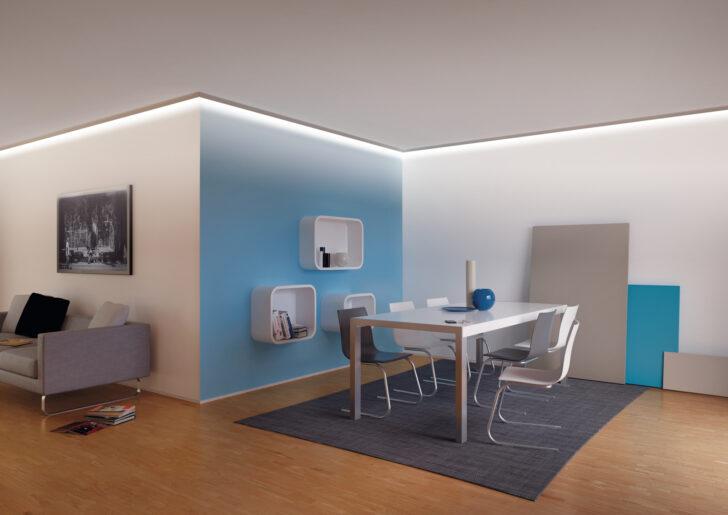 Medium Size of Kleine Rume Gestalten So Wirken Grer Paulmann Deckenleuchte Bad Deckenlampen Für Wohnzimmer Deckenleuchten Küche Deckenlampe Esstisch Schlafzimmer Badezimmer Wohnzimmer Decke Gestalten