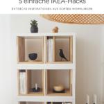 Ikea Hacks Aufbewahrung Schner Stauraum 5 Einfache Hack Aufbewahrungsbehälter Küche Miniküche Kosten Aufbewahrungsbox Garten Sofa Mit Schlaffunktion Betten Wohnzimmer Ikea Hacks Aufbewahrung