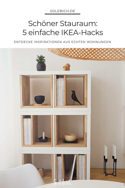 Full Size of Ikea Hacks Aufbewahrung Schner Stauraum 5 Einfache Hack Aufbewahrungsbehälter Küche Miniküche Kosten Aufbewahrungsbox Garten Sofa Mit Schlaffunktion Betten Wohnzimmer Ikea Hacks Aufbewahrung