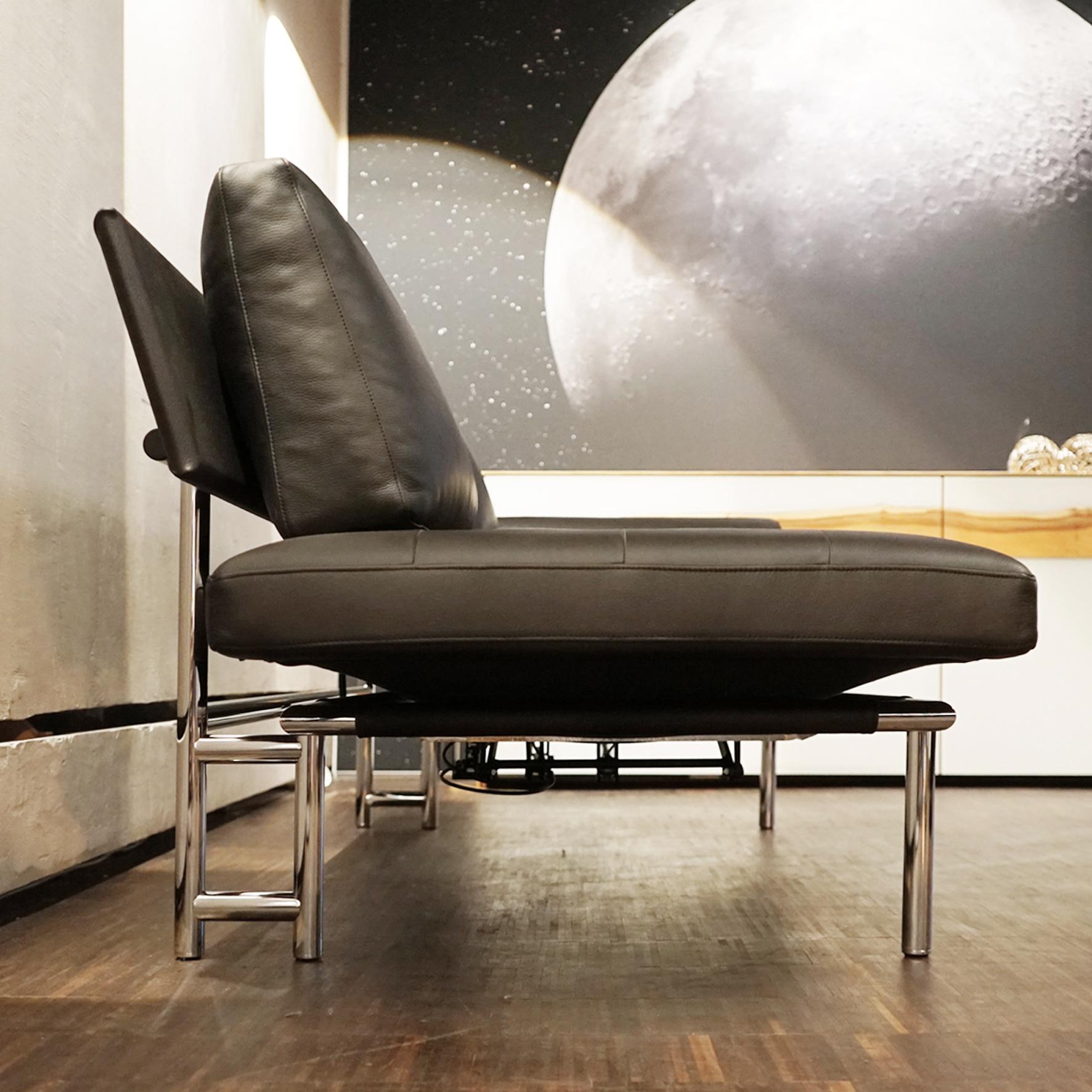Full Size of Designer Liege Sofa Campus De Luxe Polstermbel Mbel Lampen Esstisch Relaxliege Wohnzimmer Betten Liegestuhl Garten Schlafsofa Liegefläche 160x200 180x200 Wohnzimmer Designer Liege