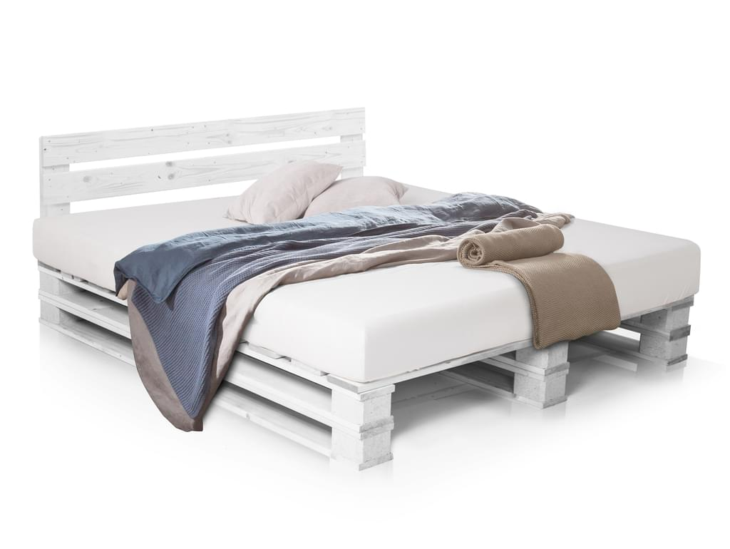 Full Size of Bauanleitung Bauplan Palettenbett Bauen 140x200 Europaletten Bett Mit Wohnzimmer Bauanleitung Bauplan Palettenbett