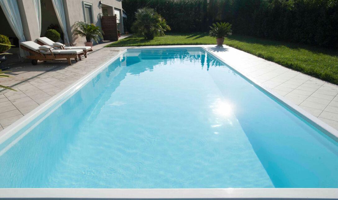 Large Size of Gebrauchte Gfk Pools Pool Wei S720 720x320x145cm Küche Einbauküche Kaufen Verkaufen Betten Regale Fenster Wohnzimmer Gebrauchte Gfk Pools