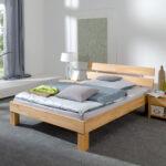 Relita Futonbett Julia Buche Gelt 4 Breiten Whlbar Bett 100x200 Betten Weiß Wohnzimmer Futonbett 100x200