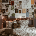 Lifestyle Eine Posterwand Im Schlafzimmer Selber Machen Diy Glaswand Küche Schrankwand Wohnzimmer Loddenkemper Wanddeko Lampe Kommoden Kronleuchter Wandbilder Wohnzimmer Deko Schlafzimmer Wand