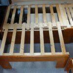 Ausziehbett Camper Bauanleitung Left Hand Pull Out Section Extended Mit Bildern Bett Wohnzimmer Ausziehbett Camper