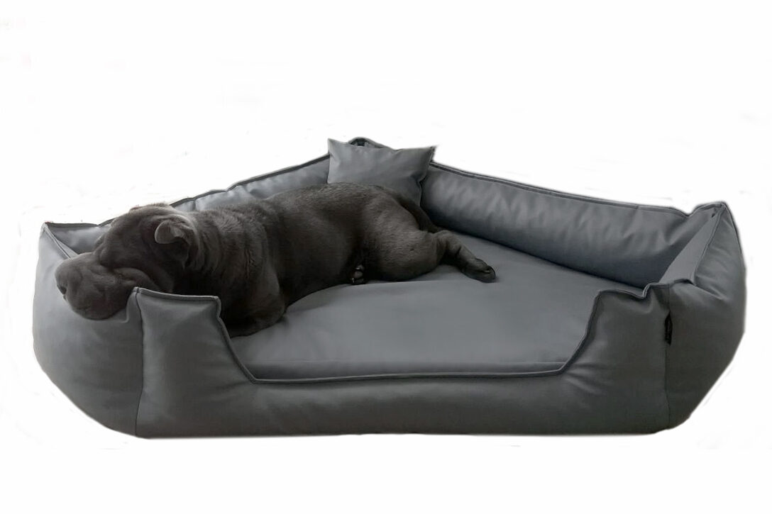 Large Size of Hundebett Flocke 125 Cm Tierlando Orthopdisches Spencer Ortho Plus Fnfeckig Bett Liegehöhe 60 Regal Tiefe 30 120 Breit 40 Sofa Sitzhöhe 55 25 Tief 50 20 80 Wohnzimmer Hundebett Flocke 125 Cm