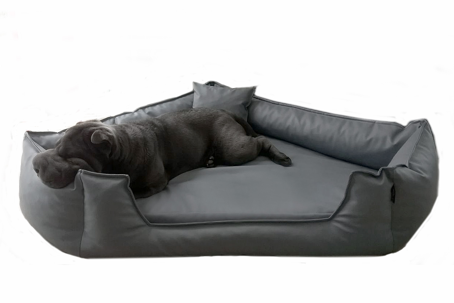 Full Size of Hundebett Flocke 125 Cm Tierlando Orthopdisches Spencer Ortho Plus Fnfeckig Bett Liegehöhe 60 Regal Tiefe 30 120 Breit 40 Sofa Sitzhöhe 55 25 Tief 50 20 80 Wohnzimmer Hundebett Flocke 125 Cm