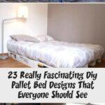 Palettenbett Ikea 23 Wirklich Faszinierende Diy Designs Miniküche Betten 160x200 Küche Kosten Kaufen Modulküche Sofa Mit Schlaffunktion Bei Wohnzimmer Palettenbett Ikea