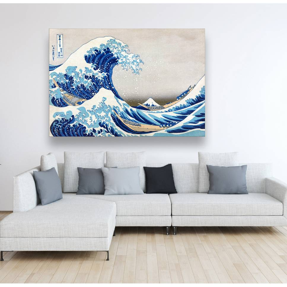 Full Size of Wohnzimmer Wandbild Leinwand Japanische Kunst The Great Wave Decke Anbauwand Moderne Bilder Fürs Wandbilder Schlafzimmer Deckenstrahler Wandtattoo Wohnzimmer Wohnzimmer Wandbild