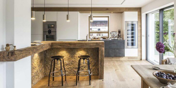 Medium Size of Sconto Küchen Felskche Werkhaus Kchen Designkchen Aus Rosenheim Altholz Regal Wohnzimmer Sconto Küchen