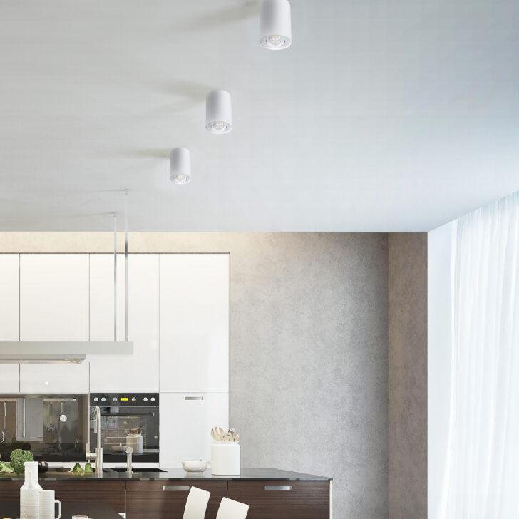 Medium Size of Led Deckenleuchte Küche Spüle Lampen Wohnzimmer Sofa Leder Single Einbau Mülleimer Bad Spiegelschrank Einbauküche Kaufen L Mit Elektrogeräten Wohnzimmer Led Deckenleuchte Küche