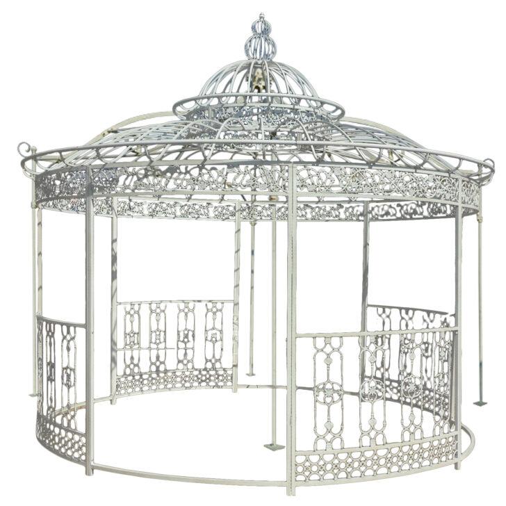 Medium Size of Pavillon Eisen Aus Pietre E Arredi Giardino Antiquitten Garten Wohnzimmer Pavillon Eisen