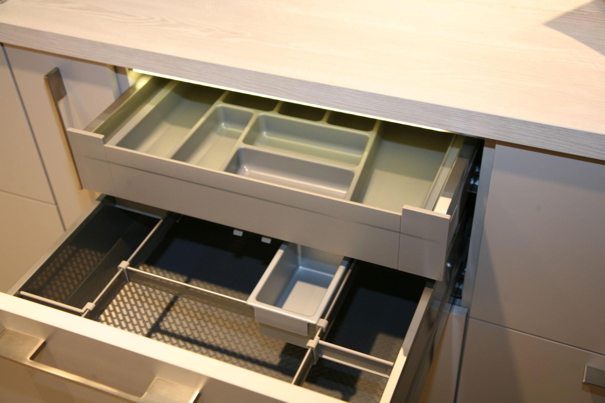Full Size of Nobilia Besteckeinsatz Besteckkasten Trend 30 90cm Küche Einbauküche Wohnzimmer Nobilia Besteckeinsatz