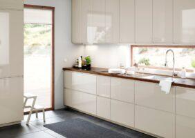 Ikea Küche Voxtorp Grau